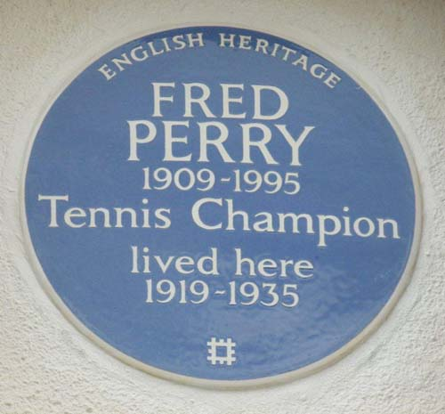 Blue Plaque sm